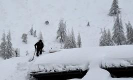 Tokom vikenda tmurno vrijeme sa kišom i snijegom